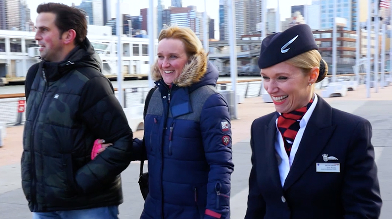 BRITISH AIRWAYS   Social media content, #Unforgettable campaign
