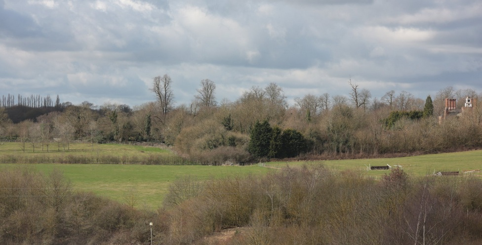AONB Fields, West of H+H Celcon Factory, Ightham Kent.
