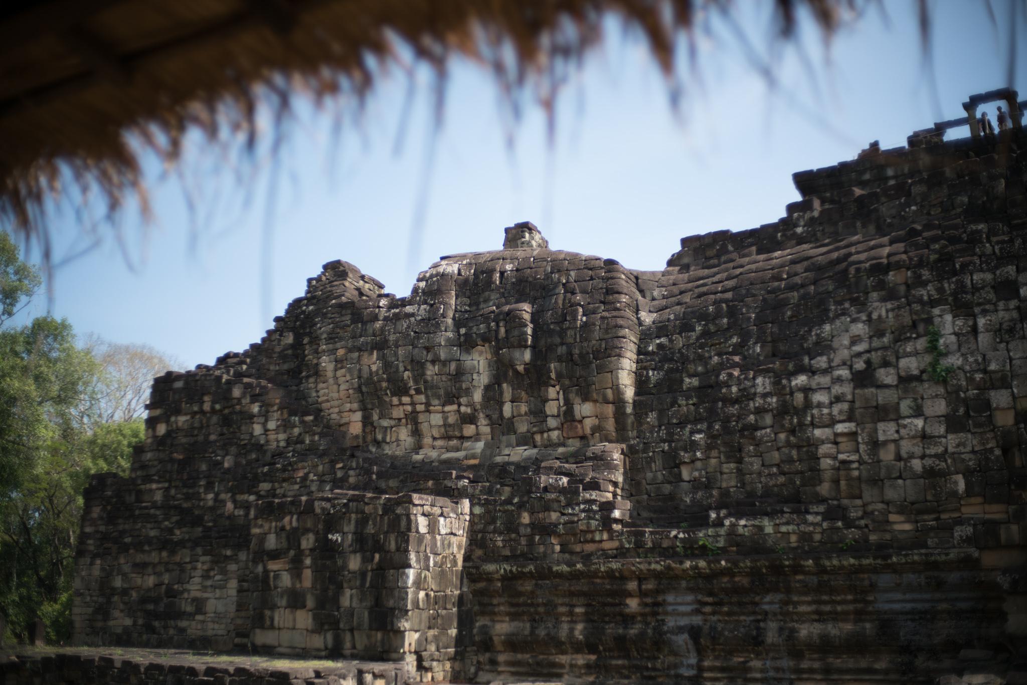 January 2017, Baphuon (ប្រាសាទបាពួន), Angkor (អង្គរ), Kingdom of Cambodia (ព្រះរាជាណាចក្រកម្ពុជា).