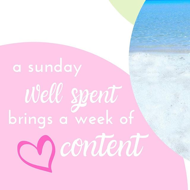 Happy Sunday 😍⁠ ▪️⁠ This coming week sure will be full of content 😉⁠ ▪️⁠ ▪️⁠ ▪️⁠ ⁠  #marketing #contentmarketing #business #entrepreneur #digitalmarketing #inspiration #smallbusiness #creative #motivation #entrepreneurs #girlboss #content  #weekend #sundayfunday #instagood #happy #sundayvibes
