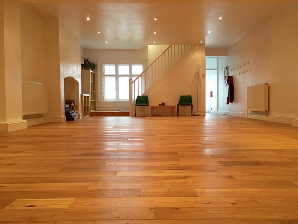 Bristol Yoga Centre Opening