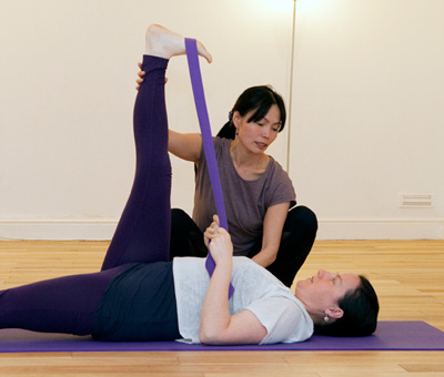 New express lunch time yoga class with Naomi at Bristol Yoga Centre