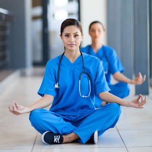 NHS workers welcome in Bristol Yoga Centre
