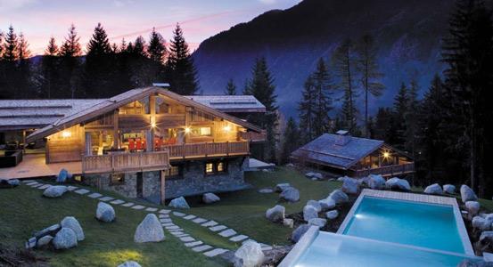 Yoga Retreat Chamonix Mount Blanc