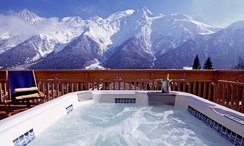 Yoga Retreat Mountains Spa