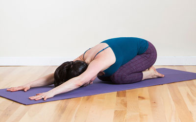 Yoga for Healthy Lower Backs course