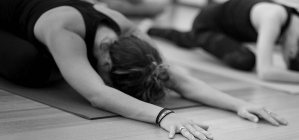 Hatha Yoga on Thursday evening at the Bristol Yoga Centre