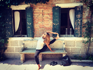 New slow flow yoga class with Leonora at the Bristol Yoga Centre