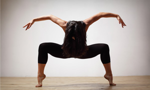 Contemporary Dance and Yoga class with Claire on Friday evenings