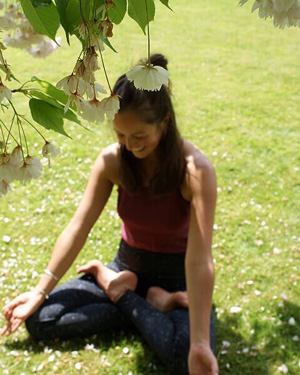 New Sunday evening Yin Yoga class with Tash