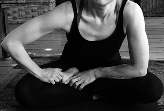 Bristol Yoga Centre runs two monthly yoga workshops. Scaravelli and Yin yoga