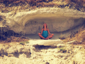 Krama Vinyasa Flow Yoga class on Wednesday evening