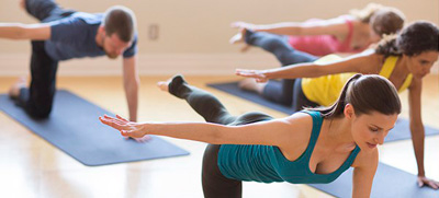New Pilates and Yoga class with Claire on Thursday lunch time at the Bristol Yoga Centre