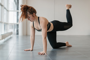 Pilates, Yoga and Dance teacher Claire Shaw