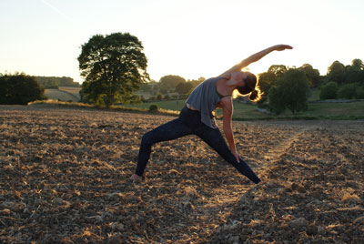 New Power Vinyasa Yoga and Meditation class with Tash at the Bristol Yoga Centre