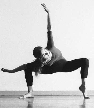 Yoga and Dance workshop at the Bristol Yoga Centre