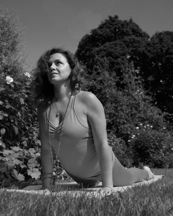 Sarah teaches Hatha Yoga at the Bristol Yoga Centre