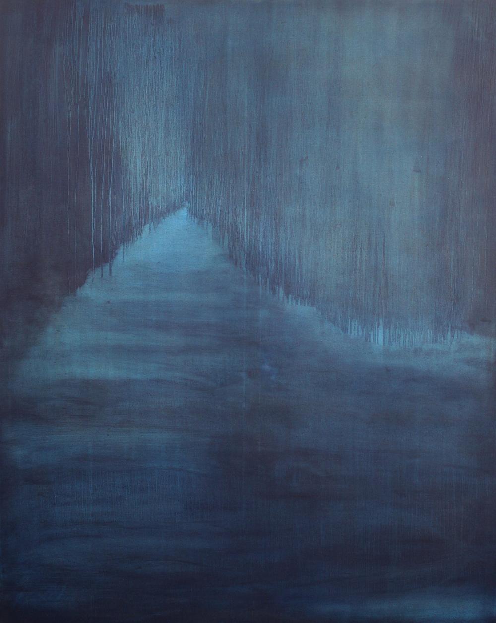Lush, 2015, oil on canvas, 150 x 120cm