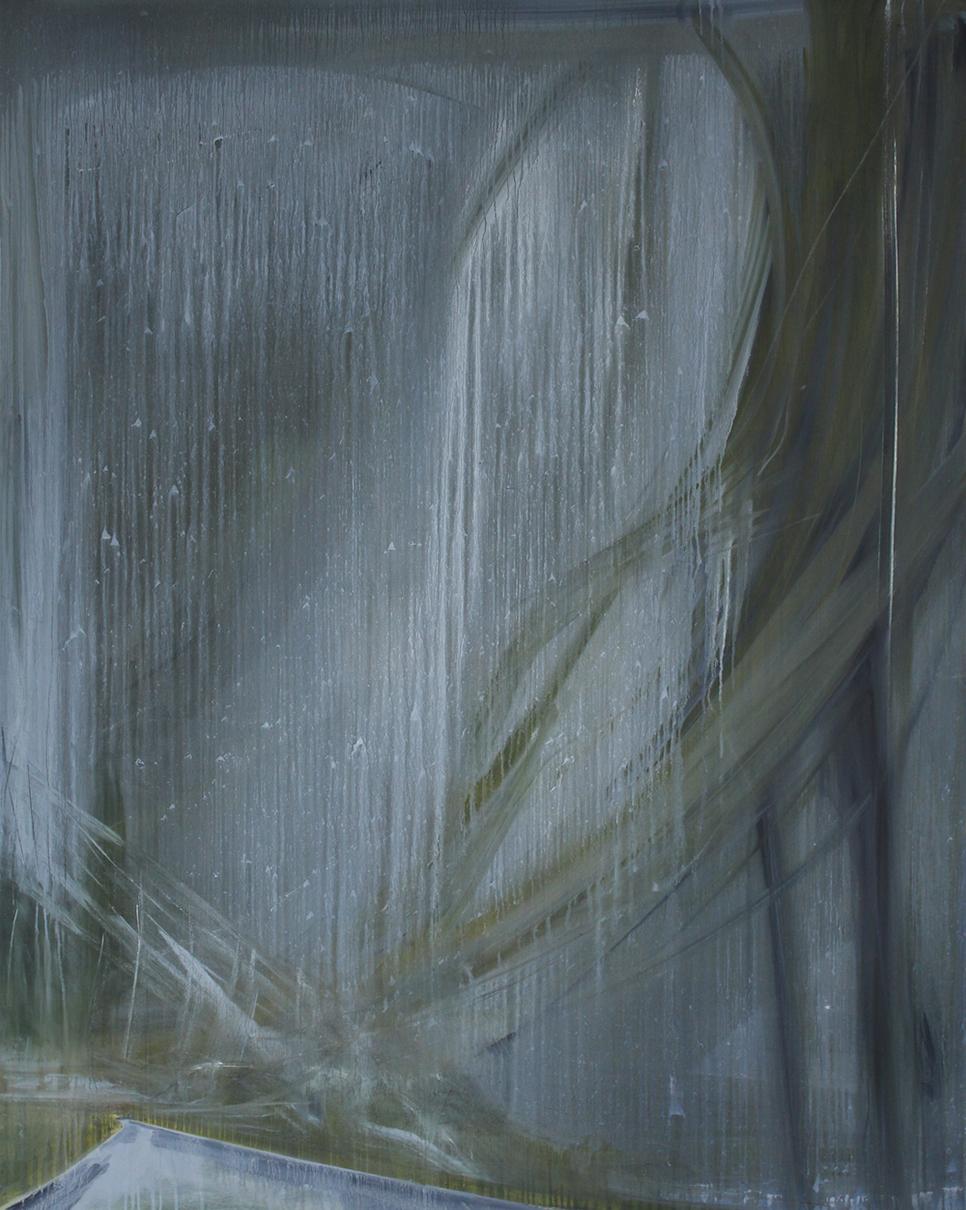 Bedlam, 2019, oil on canvas, 150x120cm