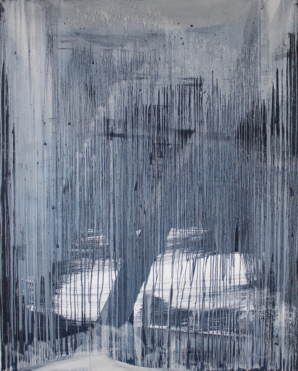 Fast and Loose, 2019, oil on canvas, 150x120cm