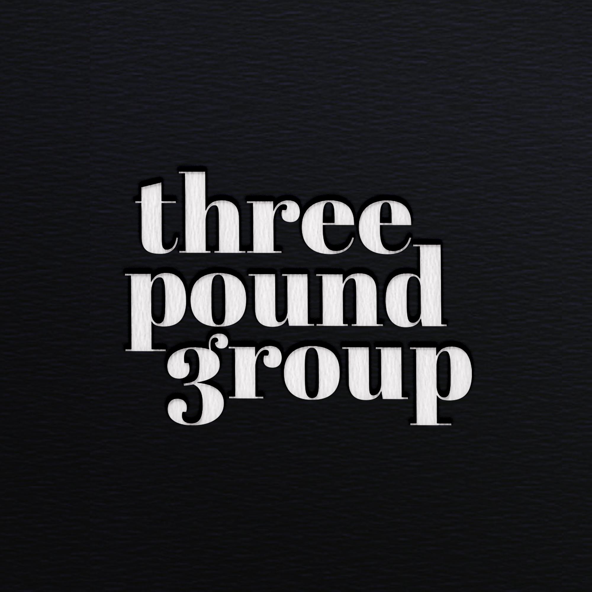 THREE POUND GROUP BRANDING