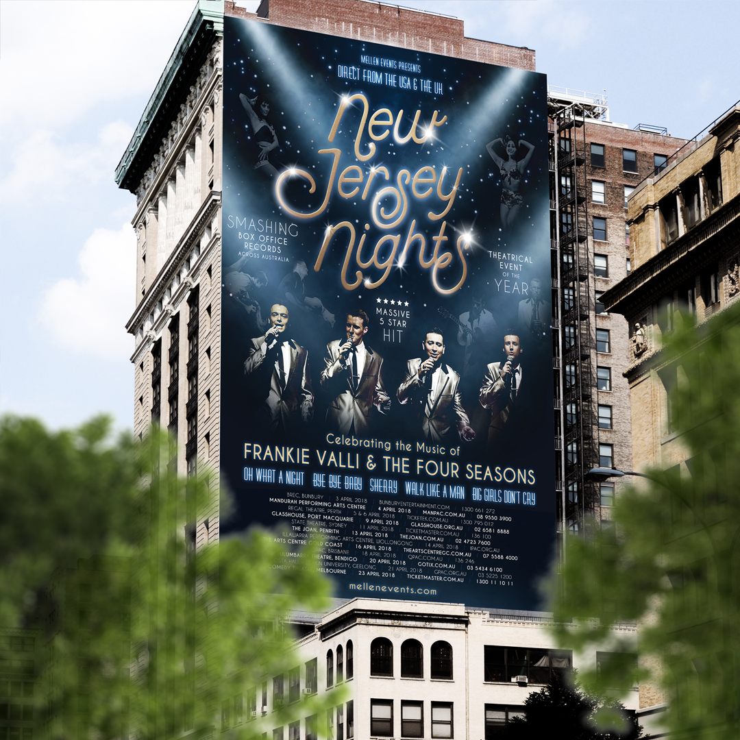 NEW JERSEY NIGHTS MARKETING CAMPAIGN