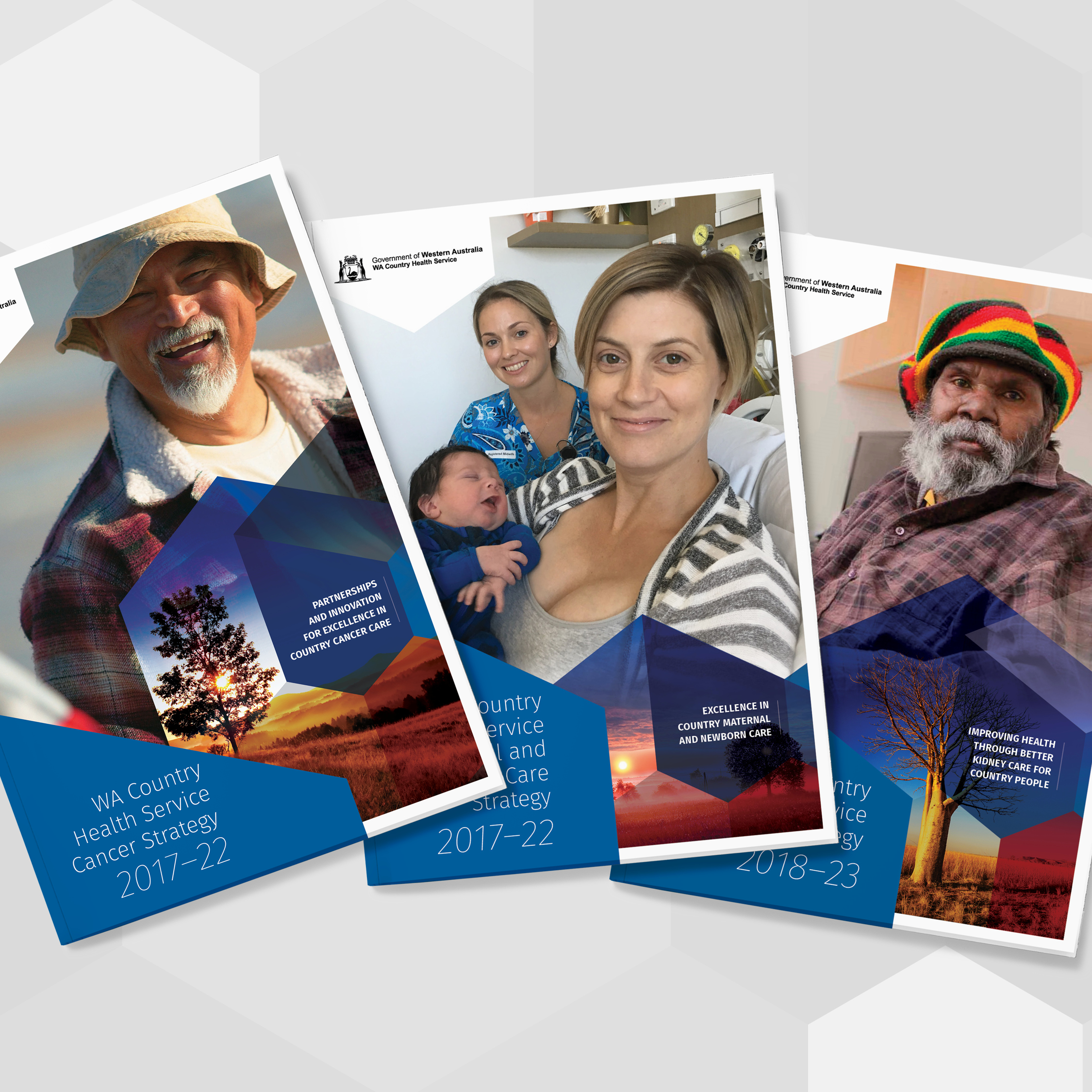 WA COUNTRY HEALTH SERVICE STRATEGY DOCUMENTS
