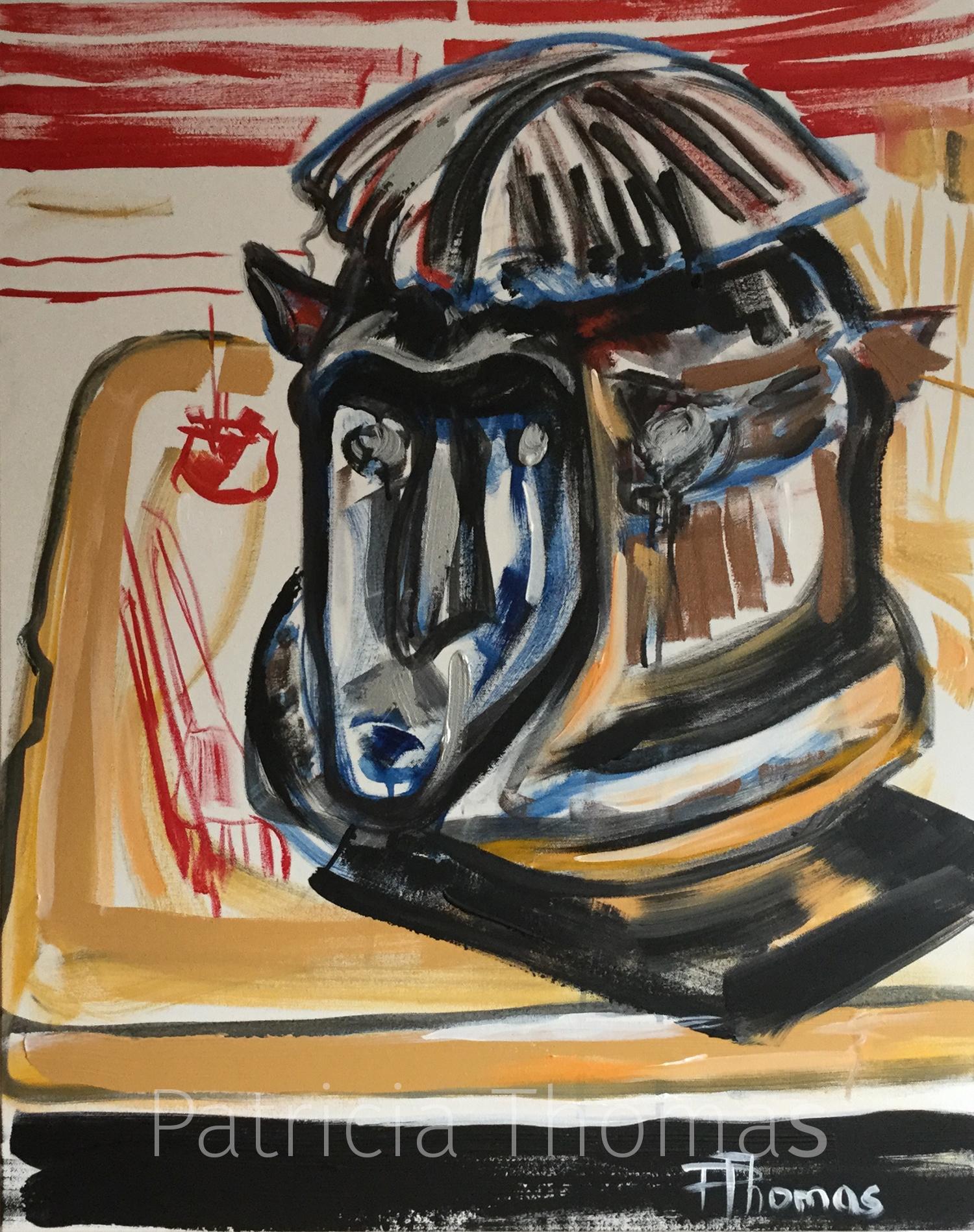 Masks, POwer and Art, Still Life #1.jpg
