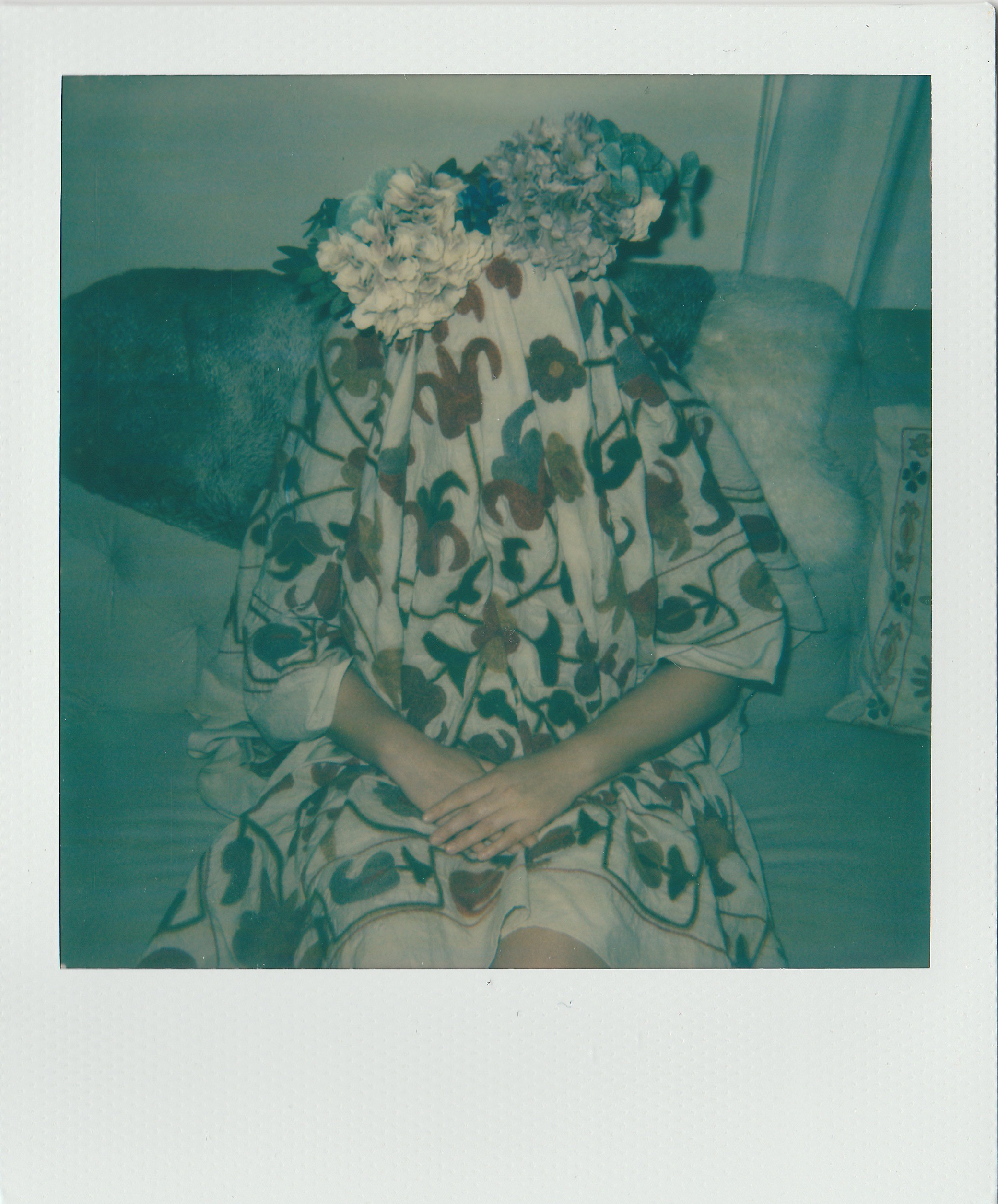 Ghost Girl Polaroid I