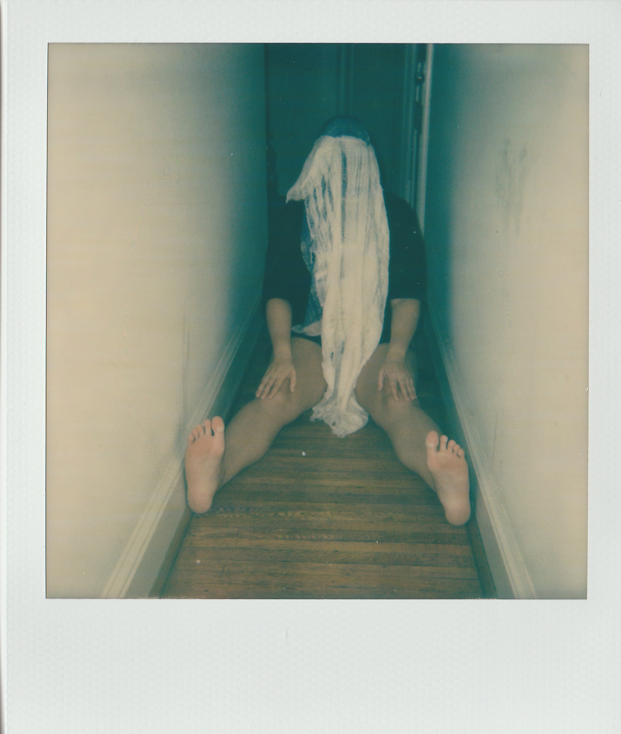 Ghost Girl Polaroid V