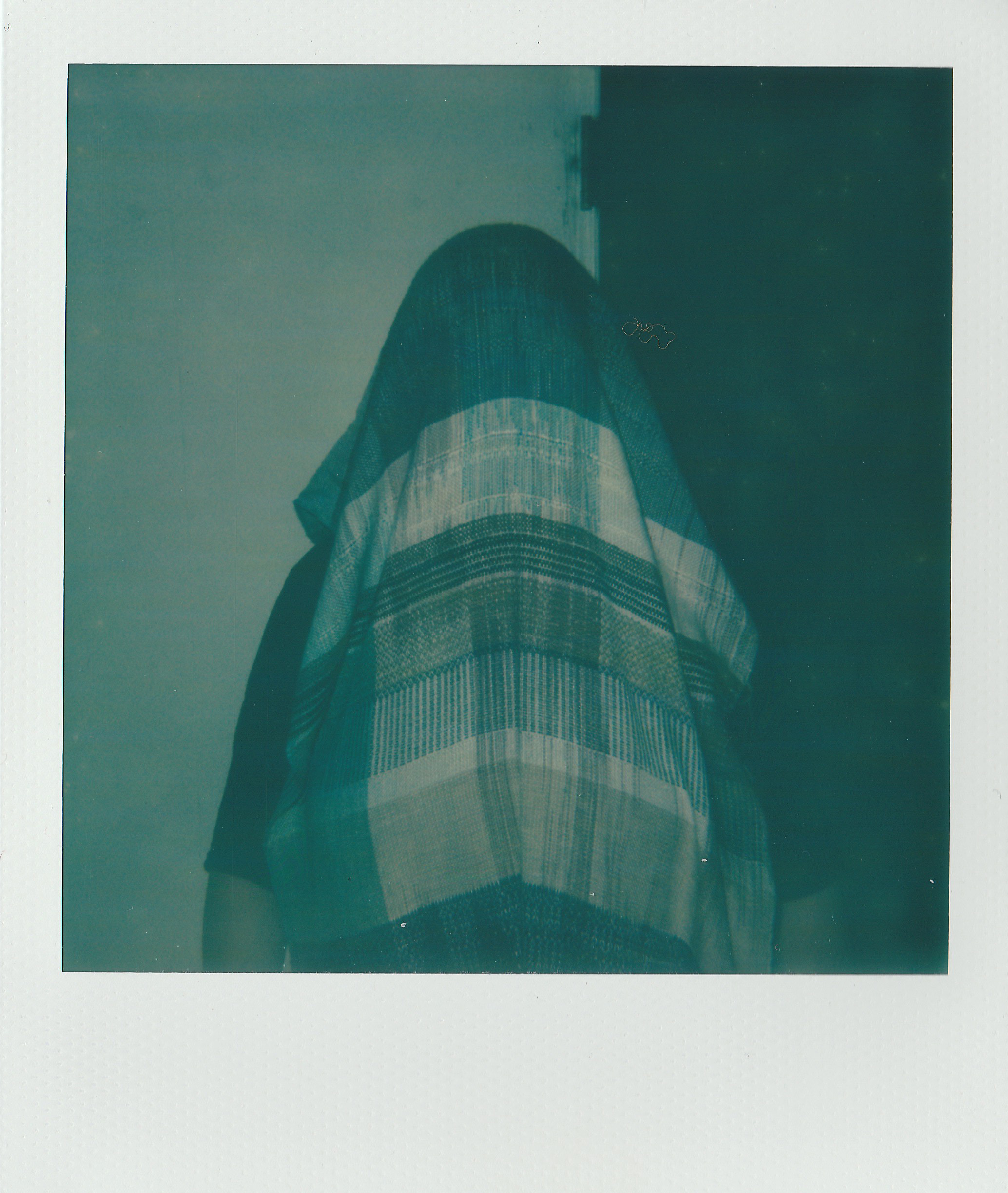 Ghost Girl Polaroid VI