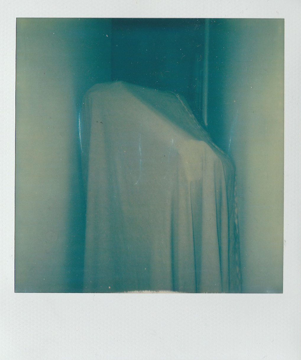 Ghost Girl Polaroid II