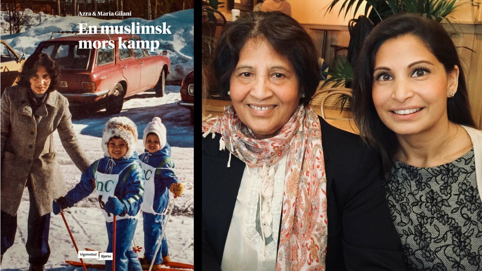 Azra Gilani (67) var blant de første arbeidsinnvandrerne som kom til Norge. I  En muslimsk mors kamp , skrevet sammen med datteren Maria Gilani, forteller hun sin historie. Det er en unik fortelling fra innsiden av det pakistanske miljøet i Norge, som på gripende vis beskriver kampene hun har kjempet for barna sine.  Les mer