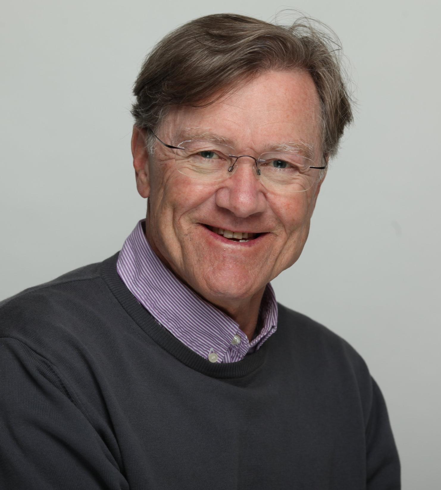 Yngvar Christophersen har skrevet boken  Mestring av livet med diabetes   type 1. Foto: Eigil Korsager