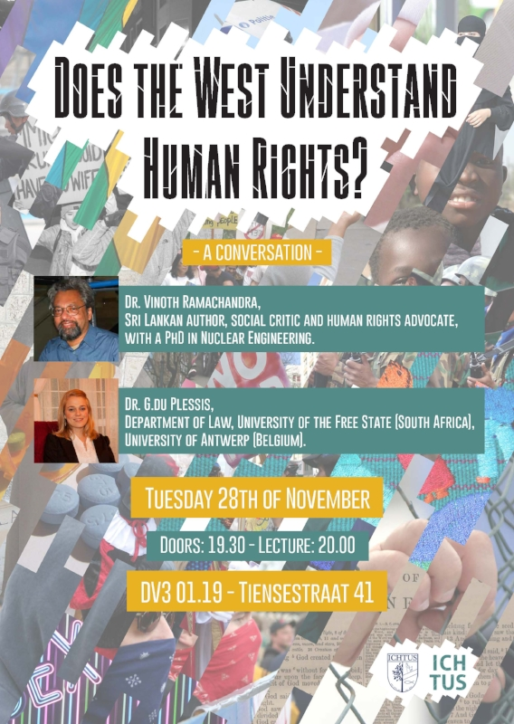 Does the West understand human rights? - Poster