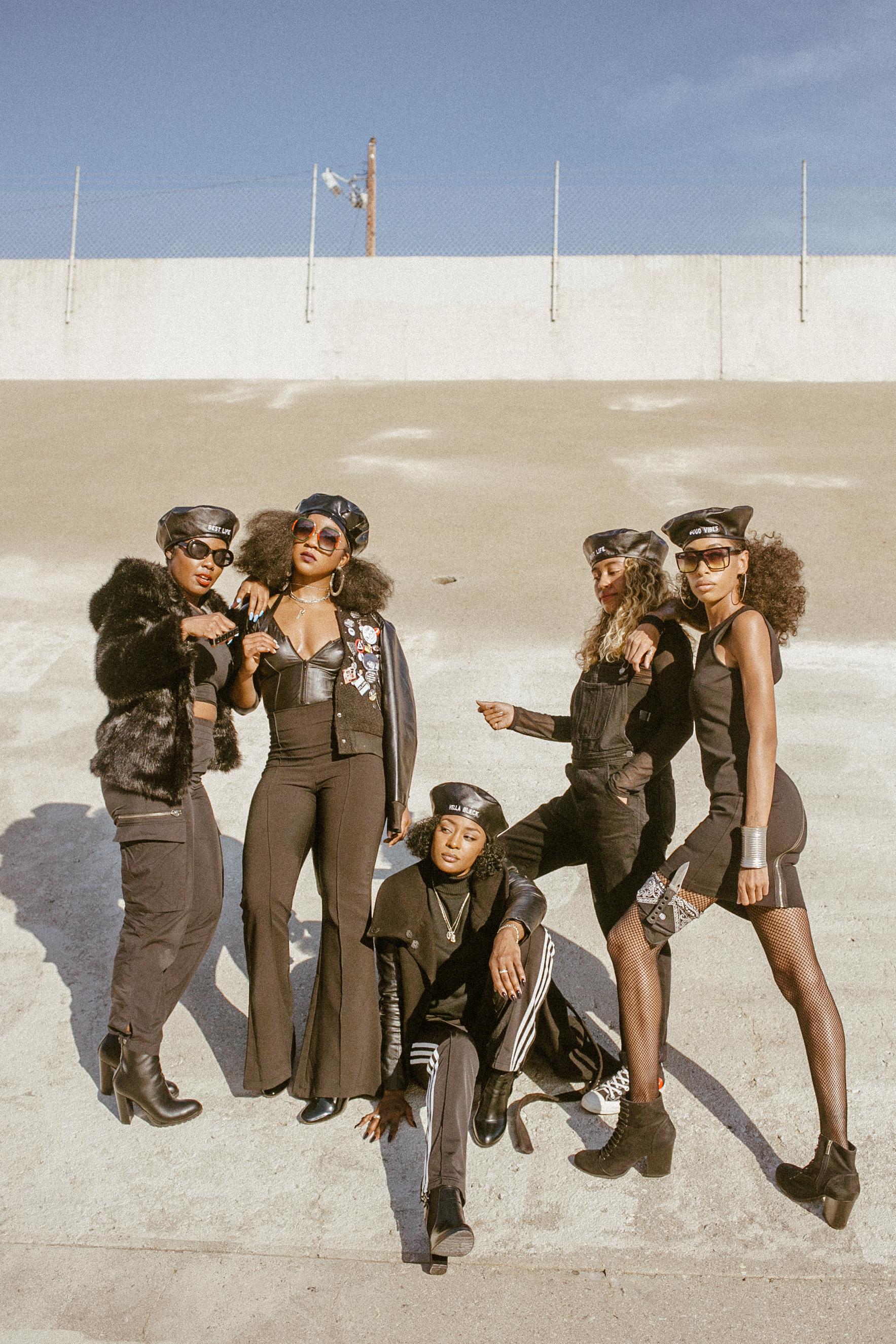 Black Women -