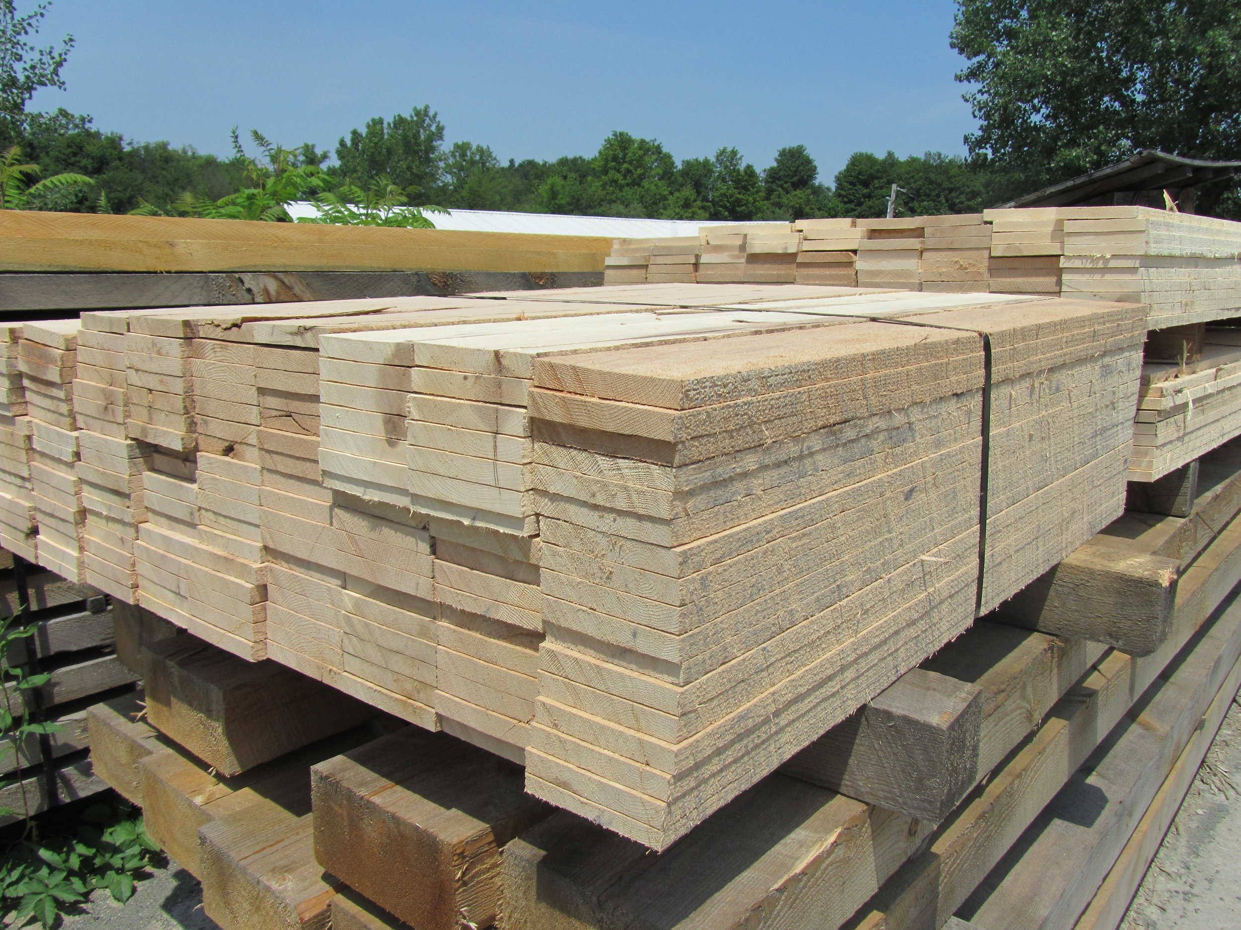 Grade Lumber