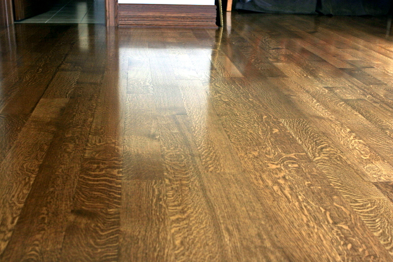Quarter Sawn White Oak Flooring.JPG