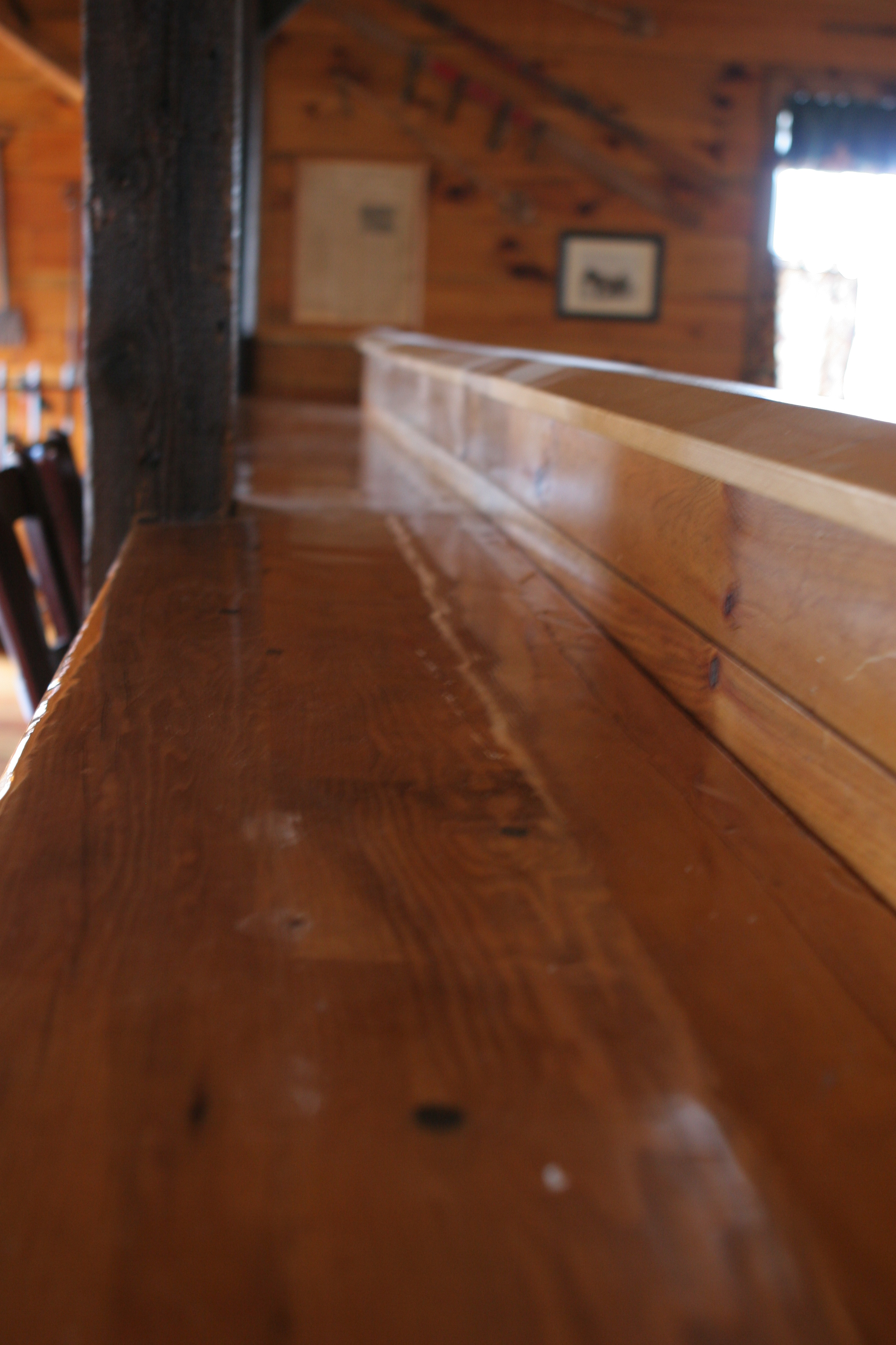 The Town Tavern's upstairs sitting bar.JPG