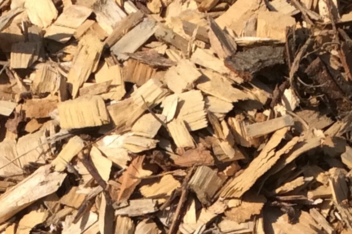 Wood Chips: $15 Yard Great for trails. -