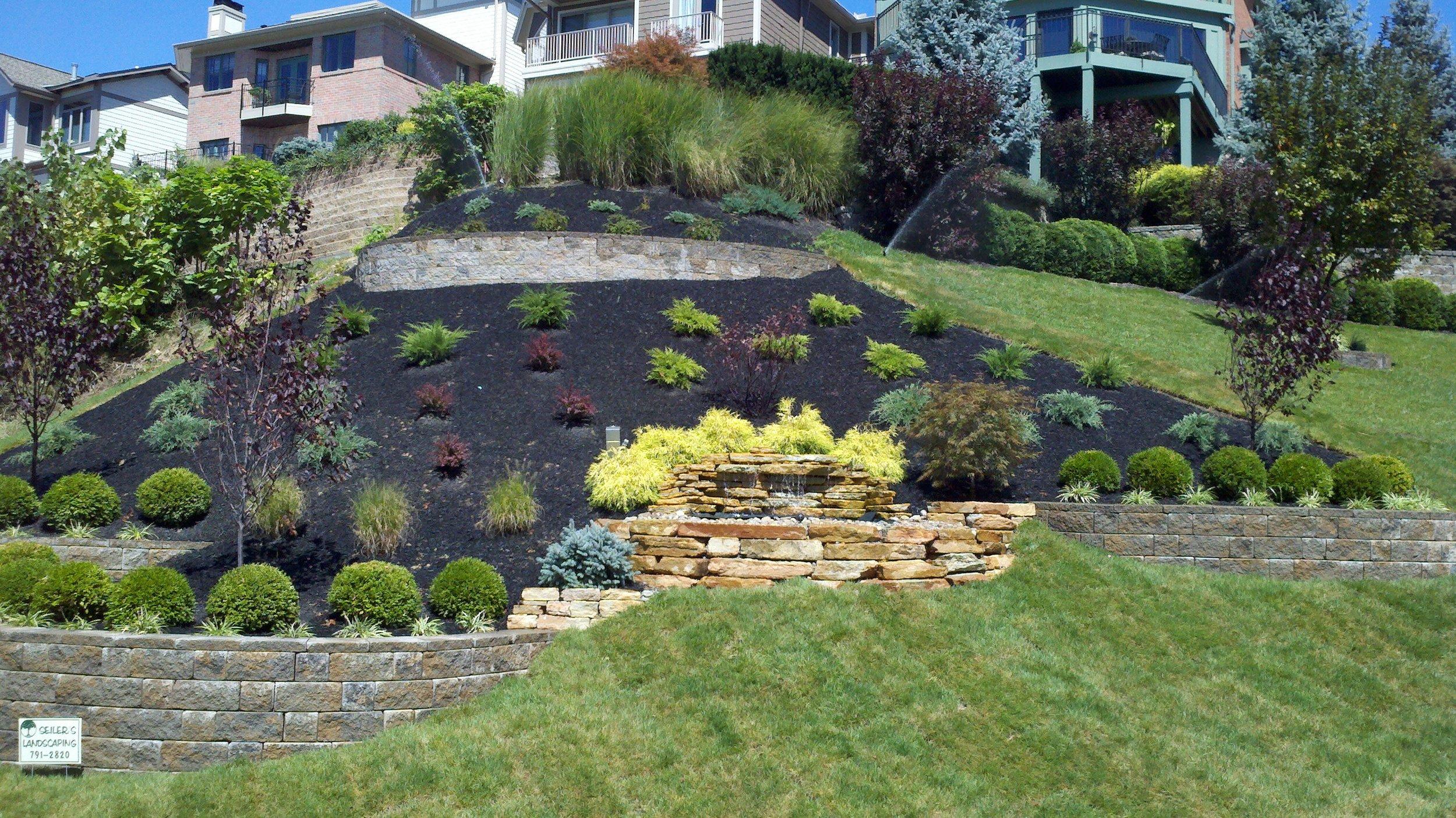 Hillside Upgrade