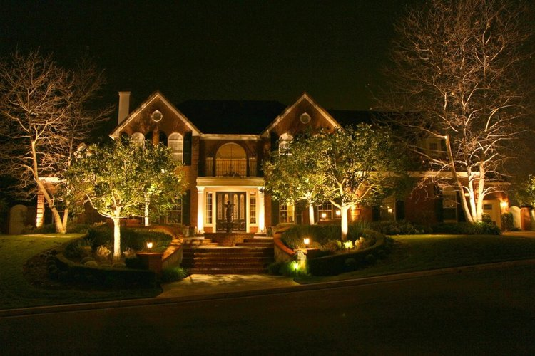 How Outdoor Landscape Lighting Can Enhance Your Home This Spring Cincinnati Landscaping