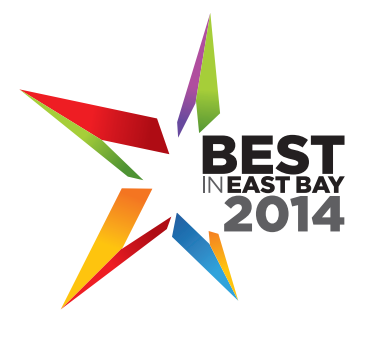 Dr. Wong was voted the best in East Bay in 2014.