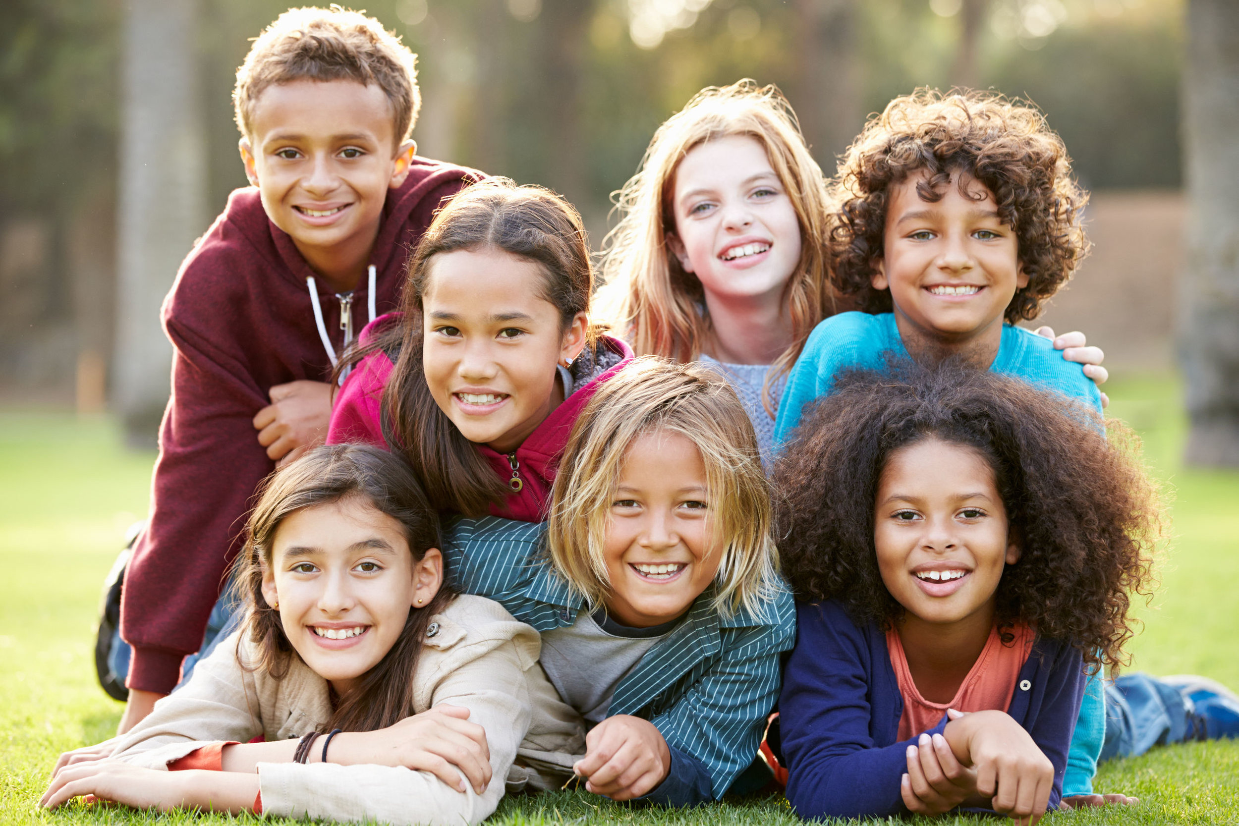 Taking care of teeth at a young age provides a smile to last many years.