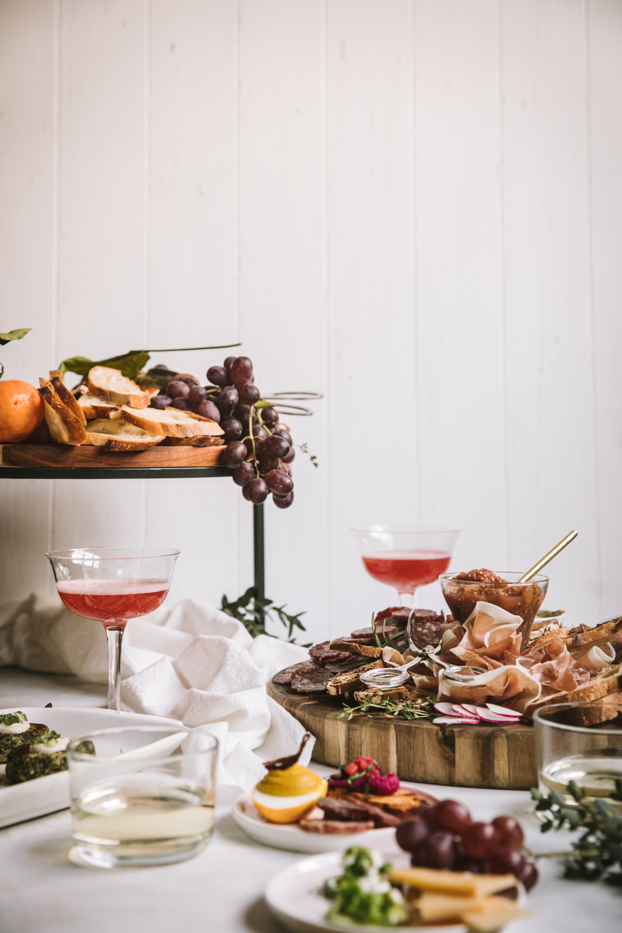 Upscale Spring Soiree