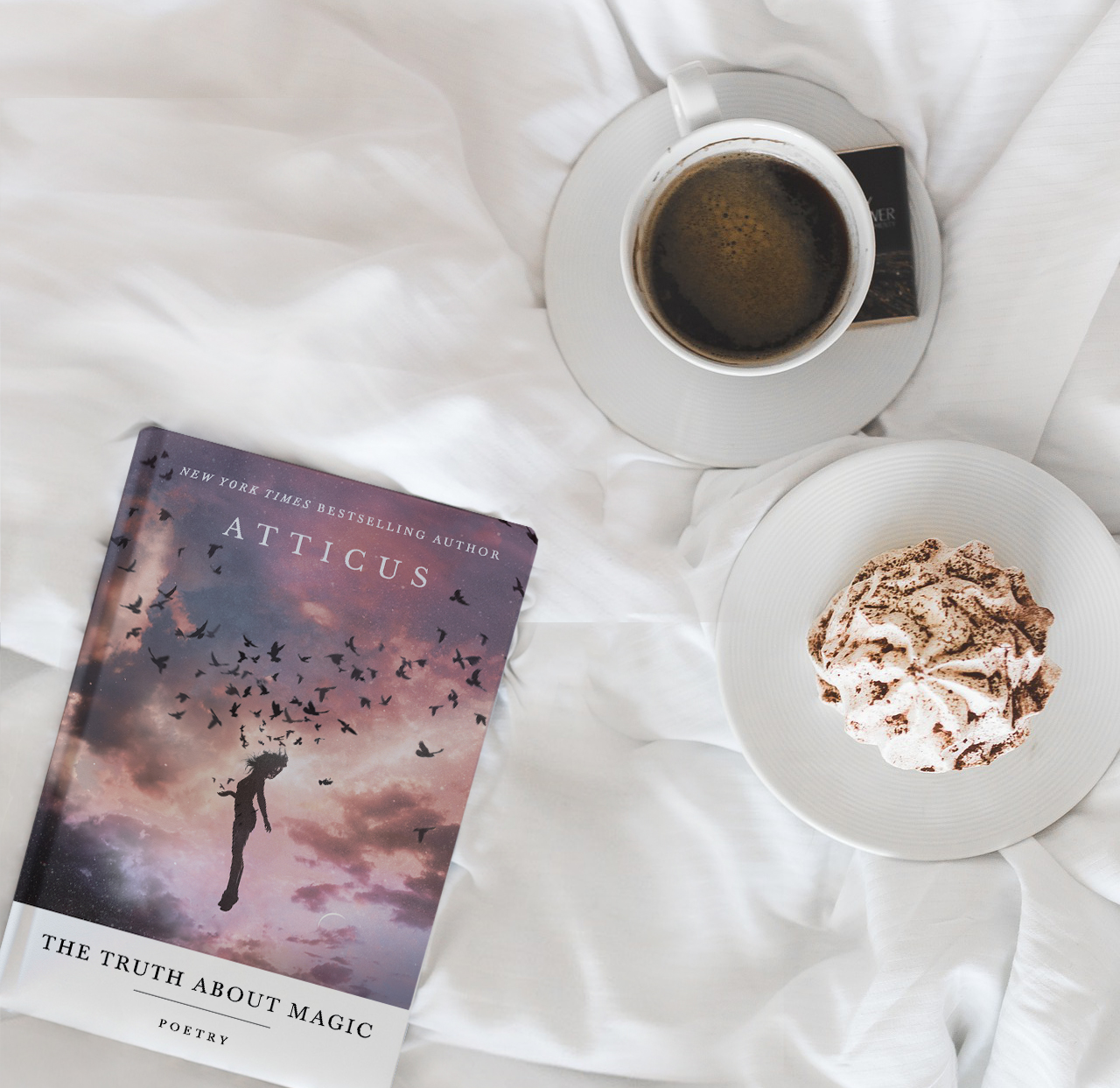 THE TRUTH ABOUT MAGIC - The Truth About Magic builds on the pain and joys of romance explored in Atticus' New York Times Bestseller, The Dark Between Stars, to take us on a vibrant and transcendent journey of self-discovery and purpose.