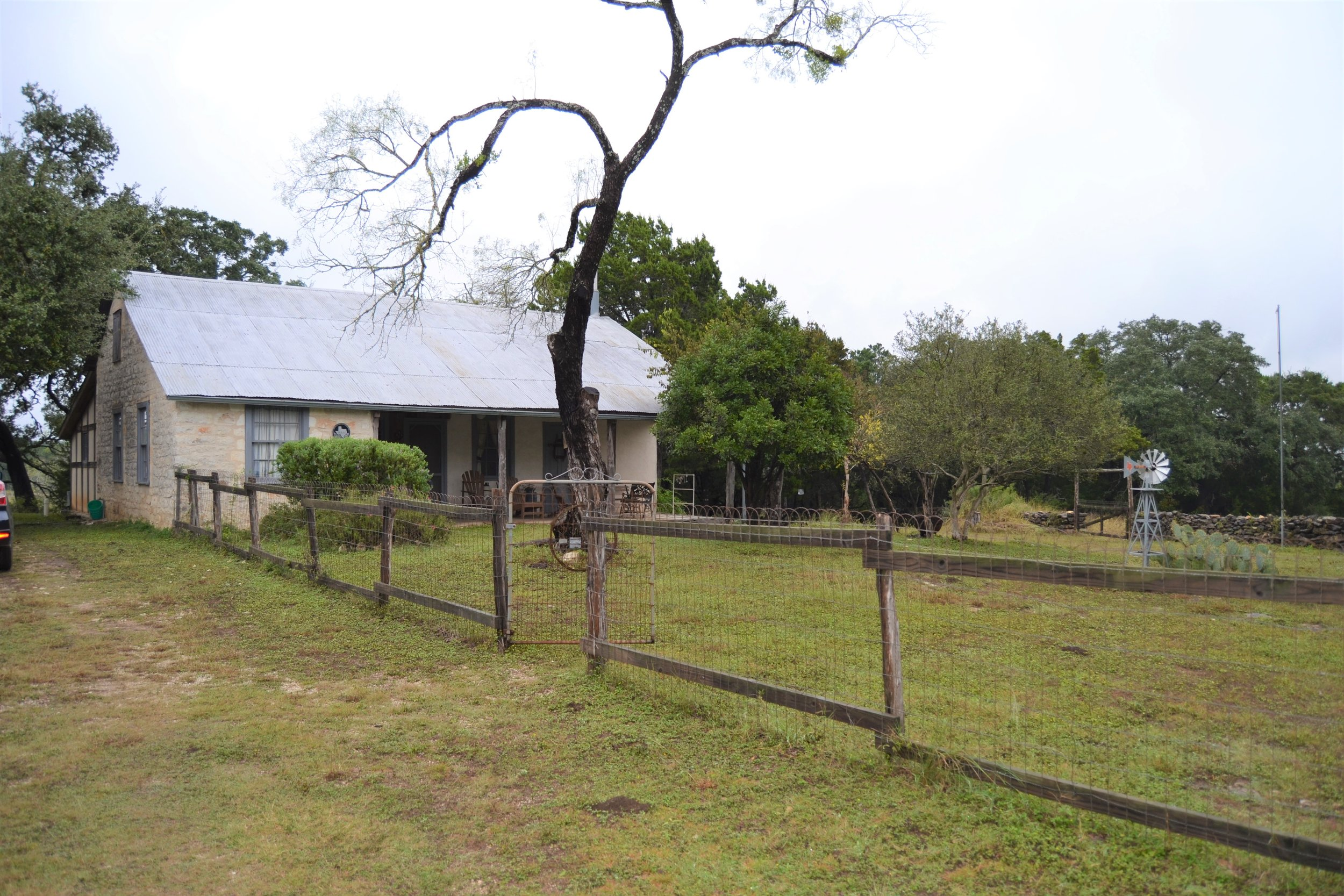 Walzem Homestead, Comal County, Texas