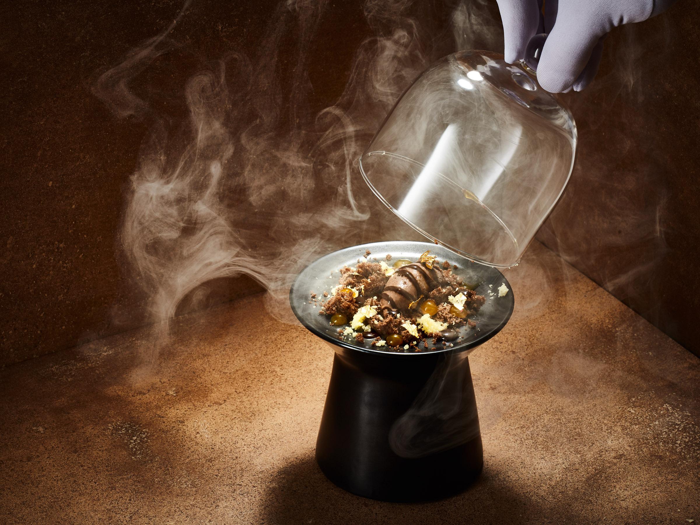 Smoked-Chocolate-Desert