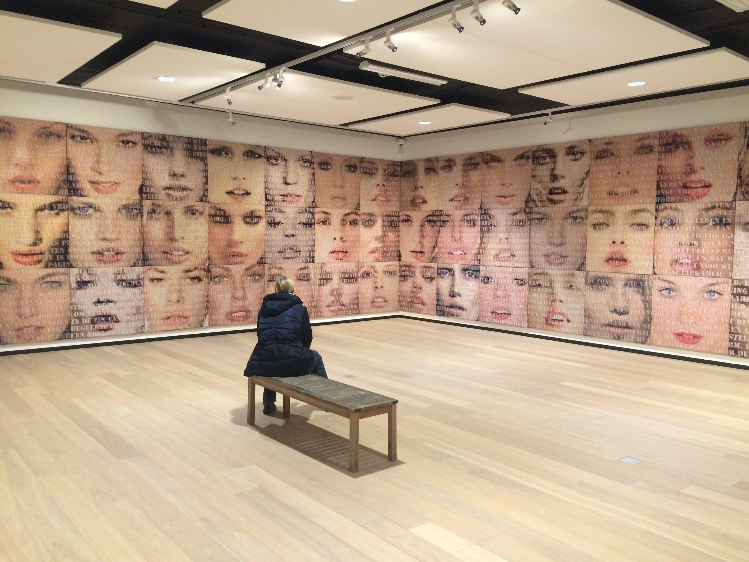 Open Mouths, Museum Rijswijk, solo exhibition 2015