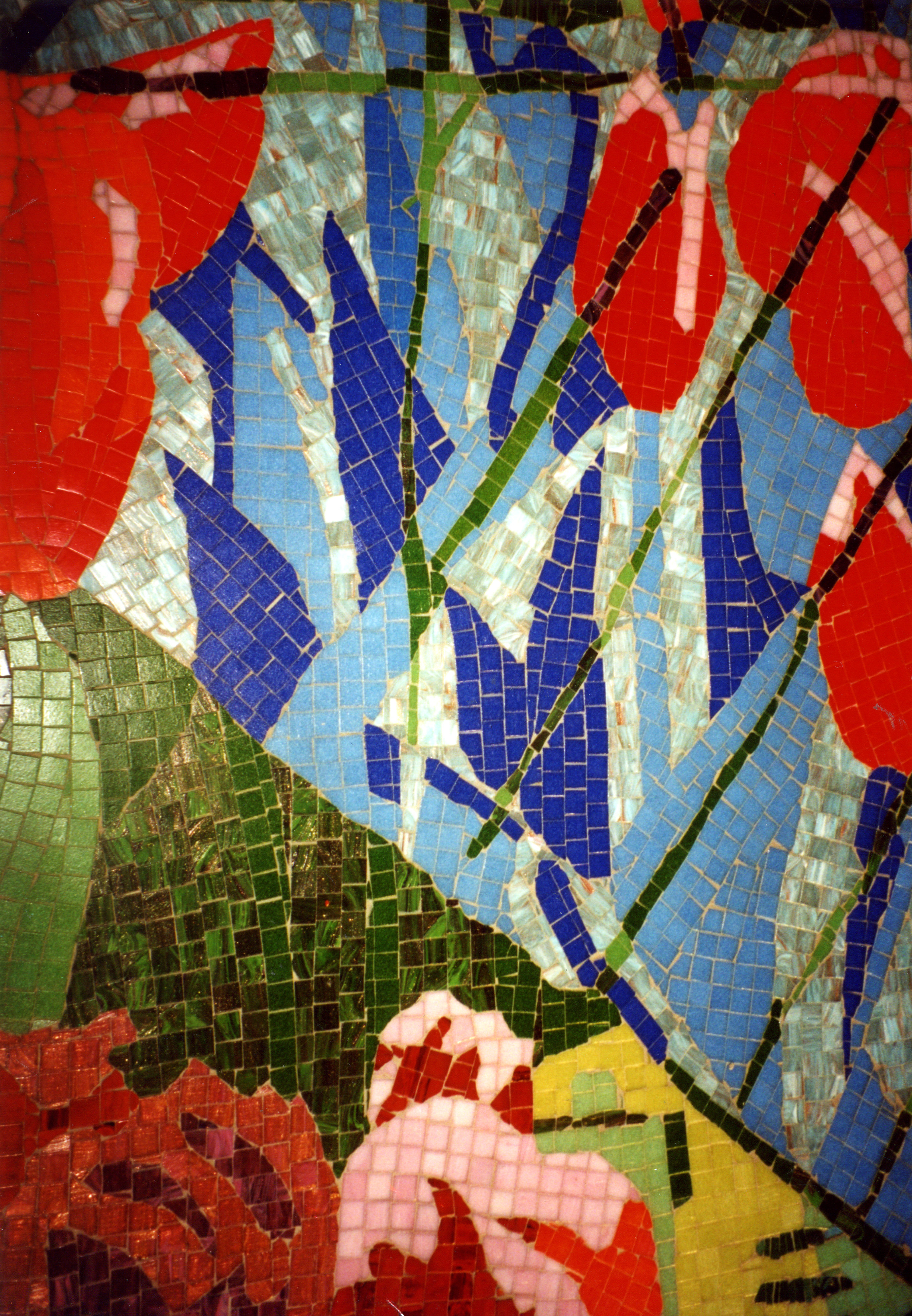Pride of Rotterdam, detail